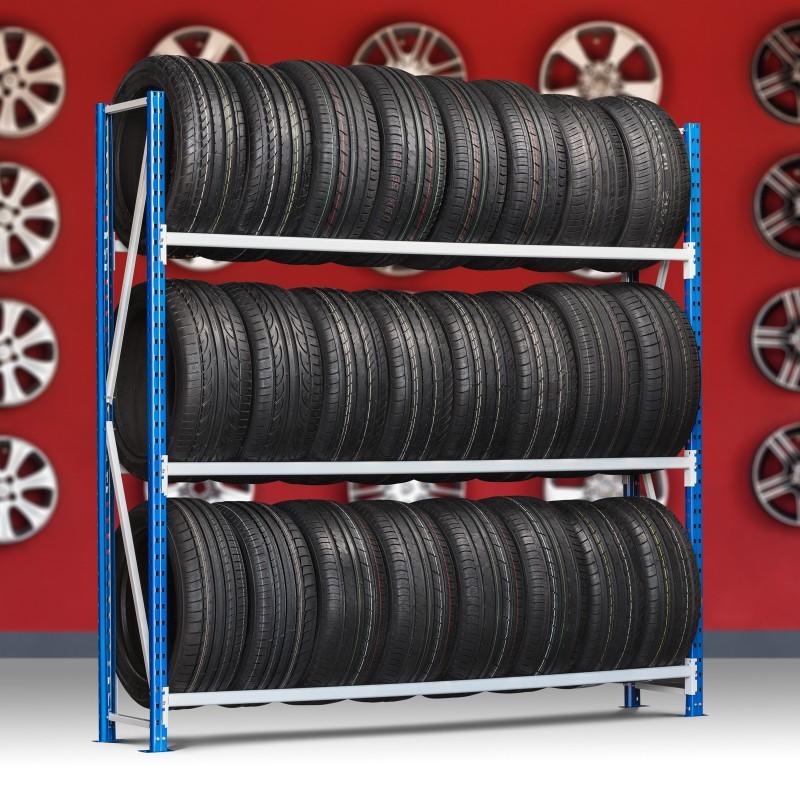 Garages et pneus PORTECO - Porte-pneus - Z60 - Élément départ