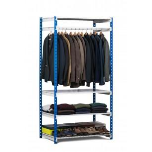 Vêtements et confection (prêt à porter) Rang'Eco Mixte Porte-Cintres - Élément départ