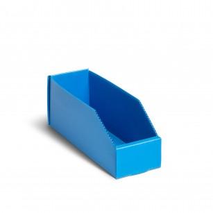 Composants Boîte de picking alvéolaire bleu