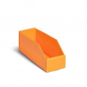 Composants Boîte de picking alvéolaire orange