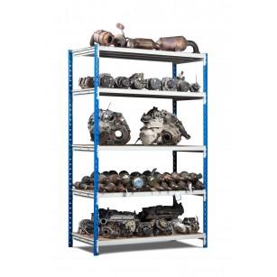 Garages et pneus Rang'Eco Plus - Garages et pneus - Double face - Élément départ