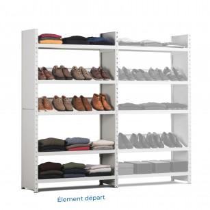 Vêtements et confection (prêt à porter) Rang'Eco Mixte Vêtements et chaussures - Élément départ