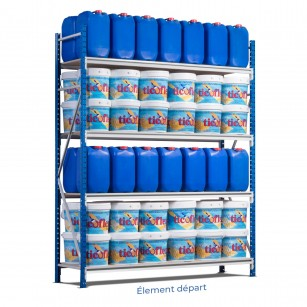Supermarchés PORTECO Z60 - Super marchés - Élément départ