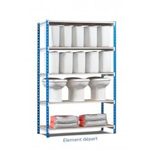 Matériaux de construction Rang'Eco - Matériaux de construction - Double face - Élément départ