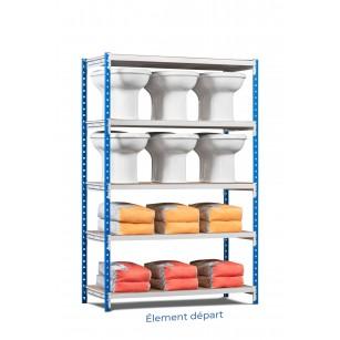Matériaux de construction Rang'Eco Plus - Matériaux de construction - Double face - Élément départ