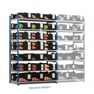 Entrepôts logistiques et coopératives Rang'Eco - Entrepôts logistiques et coopératives - Double face - Élément départ