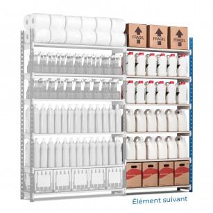 Entrepôts logistiques et coopératives Rang'Eco Entrepôts logistiques et coopératives - Simple face - Élément suivant