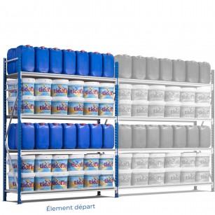 Entrepôts logistiques et coopératives PORTECO Entrepôts logistiques et coopératives Z60 - Élément départ