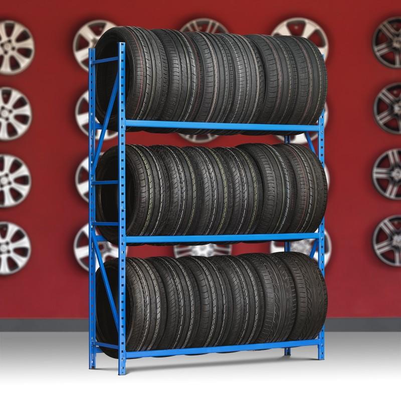 Garages et pneus Rang'Eco Porte pneus - Élément départ